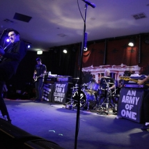 Anti-Flag @ Cambridge Newcastle December 6th 2016