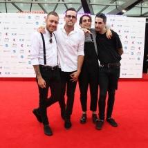 Aria Awards 2016 Red Carpet Coverage