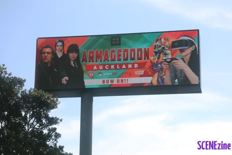Armageddon50