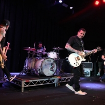Bayside/Young Lions/Far Away Stables @ Manning Bar Sydney November 11th 2016