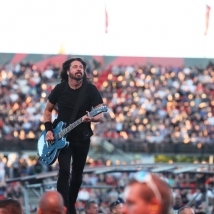 Foo Fighters @ Coopers Stadium Adelaide 23rd January 2018