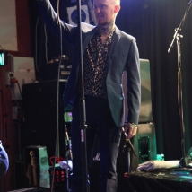 Frank Carter & The Rattlesnakes @ Bald Faced Stag Sydney December 11th 2016