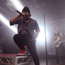I Prevail @ Factory Theatre Sydney March 31st 2017