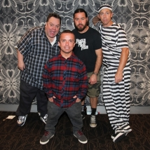 Jackass Filthy Seppo Tour @ Dee Why RSL October 26th 2016