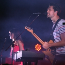 Oh Wonder @ Factory Theatre Sydney July 25th 2017
