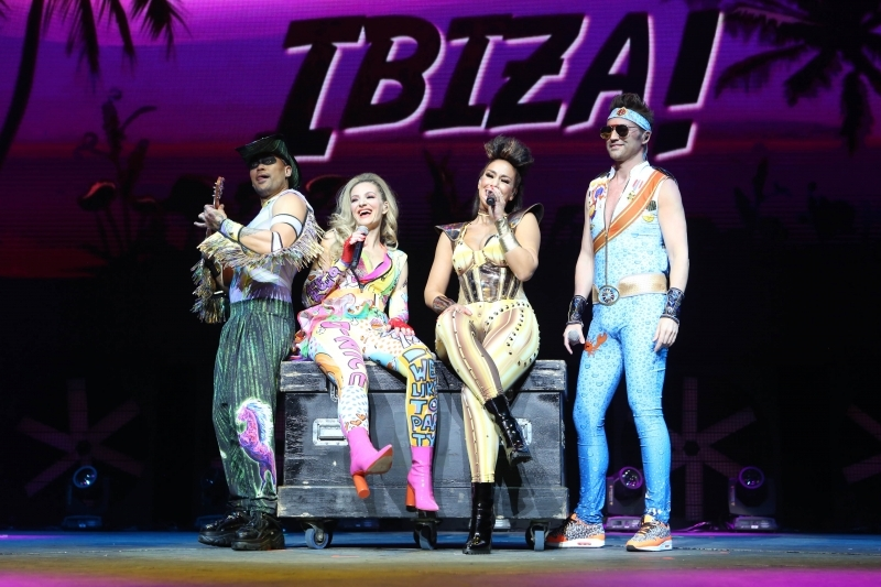 SO POP - Vengaboys - QUDOS Bank Arena, Sydney