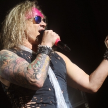 Steel Panther @ Forum Melbourne 15th May 2018
