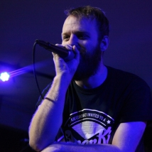 The Wonder Years/Knuckle Puck @ Cambridge Newcastle May 8th 2016