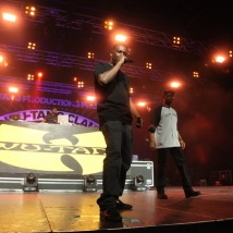 Wu-Tang Clan @ Hordern Pavilion Sydney 24th February 2016