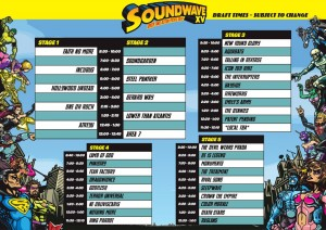 SW15 timetable