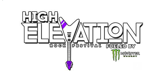 High Elevation Rock Festival Band Performance Times Announced