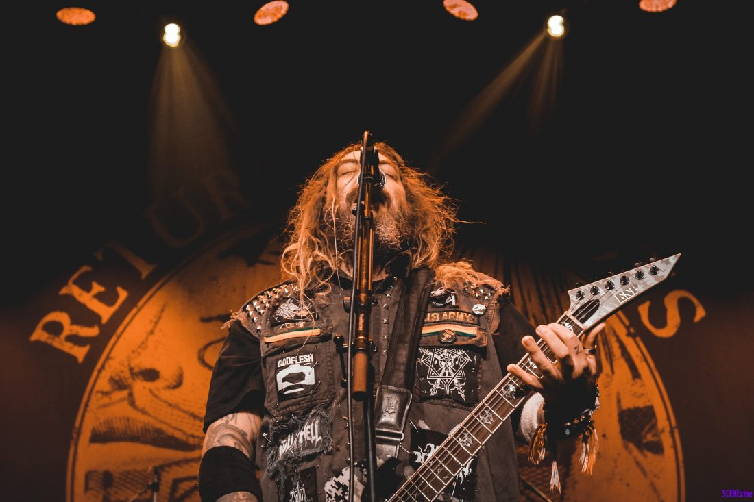adfb6e6002 GIG REVIEW  MAX   IGGOR CAVALERA RETURN TO ROOTS AUSTRALIAN TOUR September  23rd 2017 AT THE FORUM THEATRE