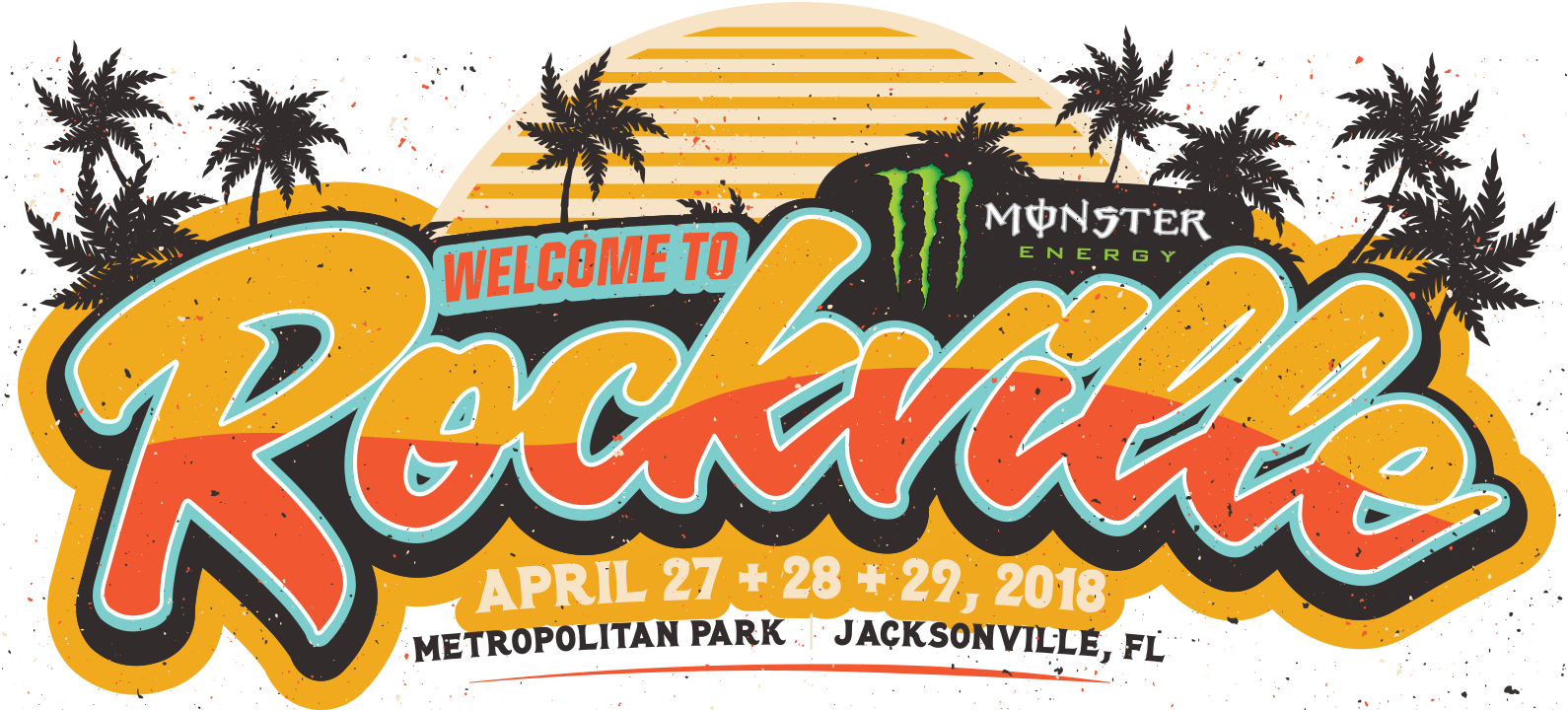 Welcome To Rockville Lineup Announced Ozzy Osbourne Foo Fighters Avenged Sevenfold And Many More April 27 29 In Jacksonville Fl Scenezine
