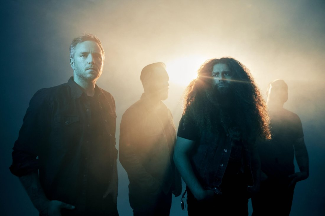 """new cambria singles After sharing the epic lead single """"the dark sentencer"""" last month, spacey, prog-punk stalwarts coheed and cambria have announced details of their new lp it's called the unheavenly."""