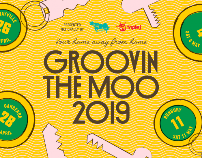 Time To Check-In to Groovin The Moo 2019, Your Home Away From Home