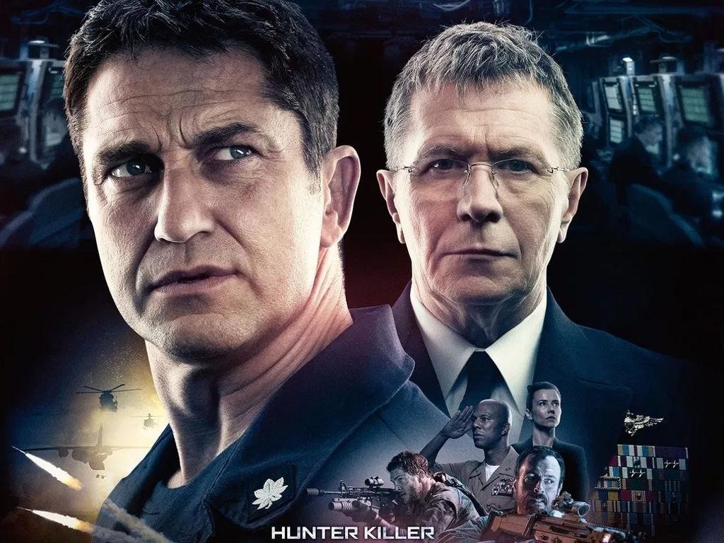 Hunter Killer Blu-Ray Review – SCENEZINE